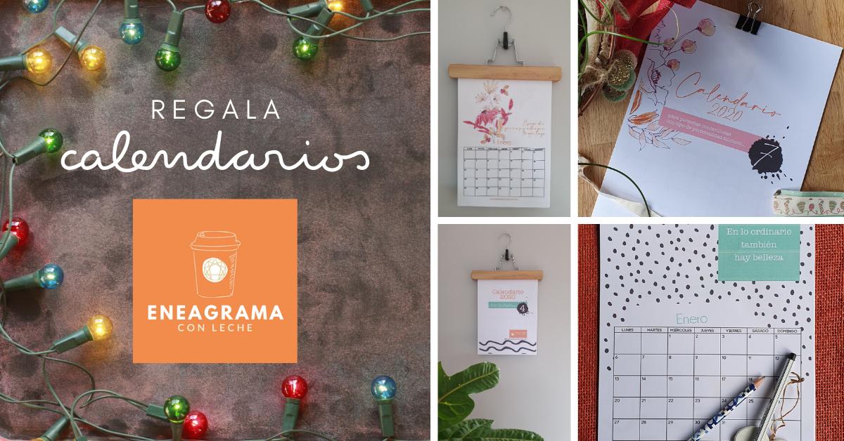 Calendarios Eneagrama 2020 Gratis